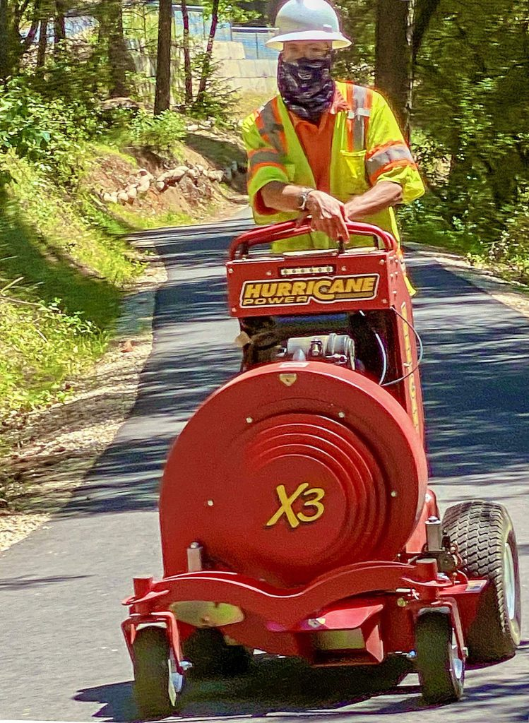 Grass Valley is doing a beautiful job maintaining Wolf Creek Trail!