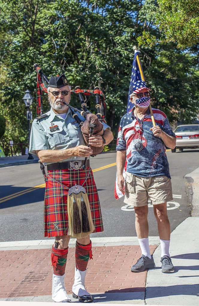 4th of July parade getting started in Grass Valley!