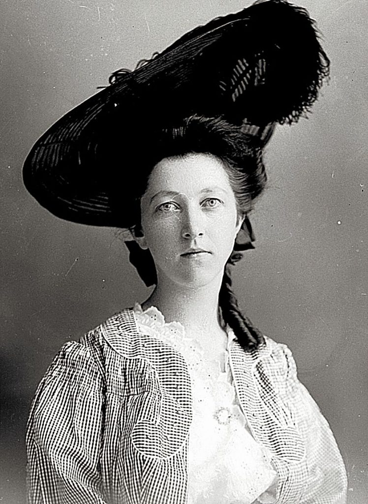 Minerva Lester Power was among the original members of the Nevada County Woman Suffrage Association.