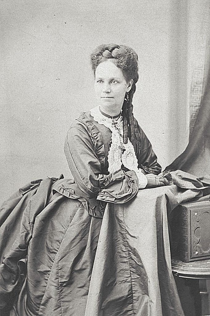 Much less is known about Ellen Clark Sargent, one of the most prominent daughters of Nevada County, than her husband, Aaron Sargent, the former U.S. senator. This is Ellen's story.