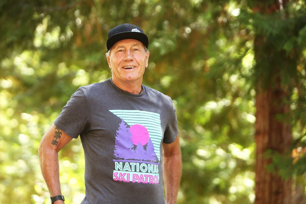 Nevada City's Don Attix likes to keep active. Moving to Nevada City from the Bay Area has helped him be even closer to the mountains and doing the things he loves.