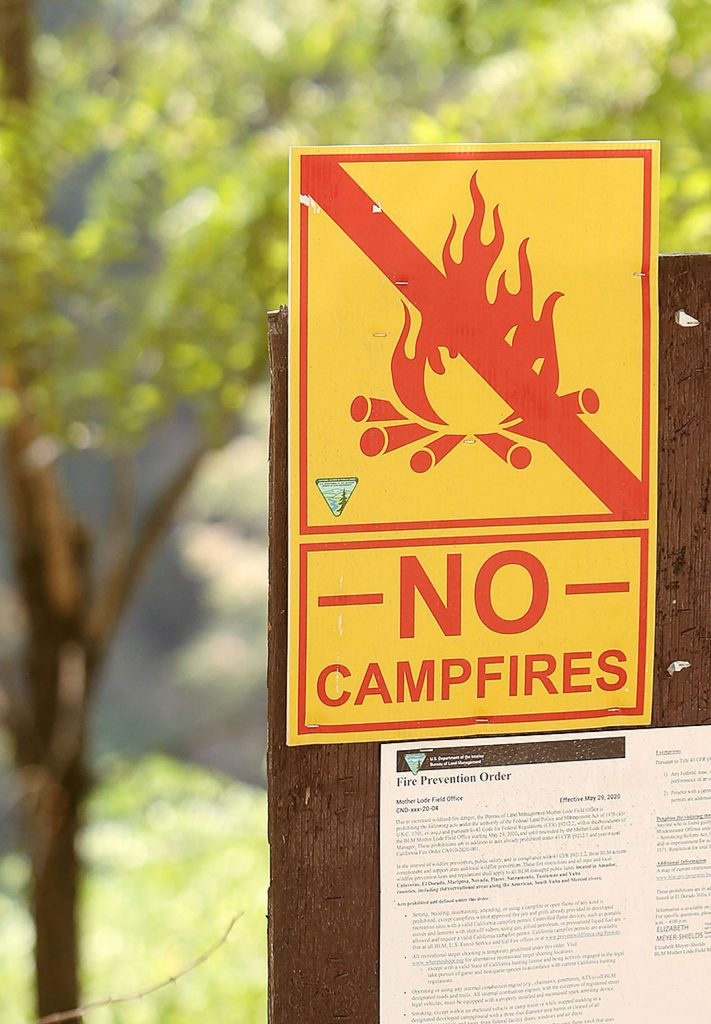 """""""Over the last few years it seems to have gotten worse,"""" State Parks' Martin Gilbertson said. """"The worst part is finding all of these little fire pits burning."""""""