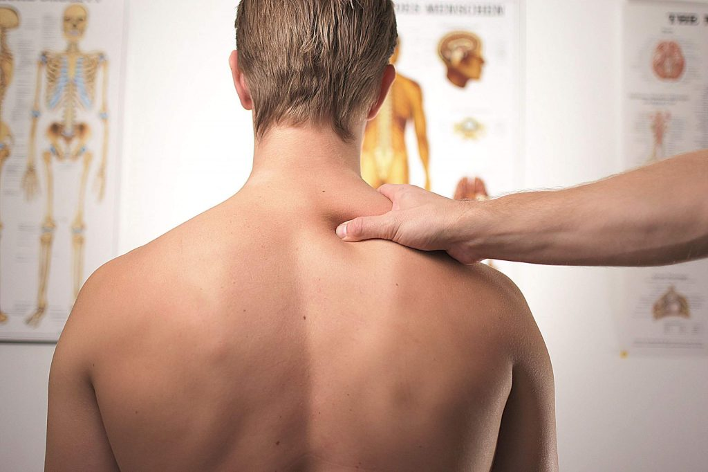 The vagus nerve may get stuck along its pathway through the neck and trunk, and may benefit from mobilization.