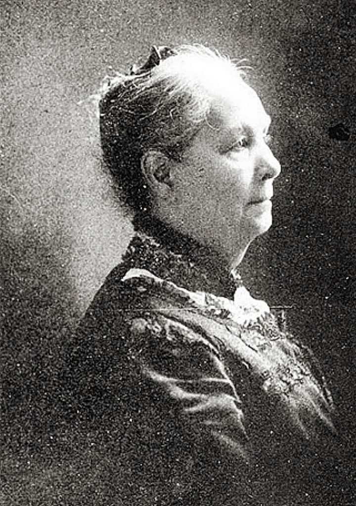 Nevada City pioneer Ellen Clark Sargent, (1826–1911), a tireless leader of the women's suffrage movement in California, served as treasurer of the national organization from 1873–79. On July 4, 1876, when the Declaration of Rights for Women was unveiled, Ellen was one of the document's 24 signatories.
