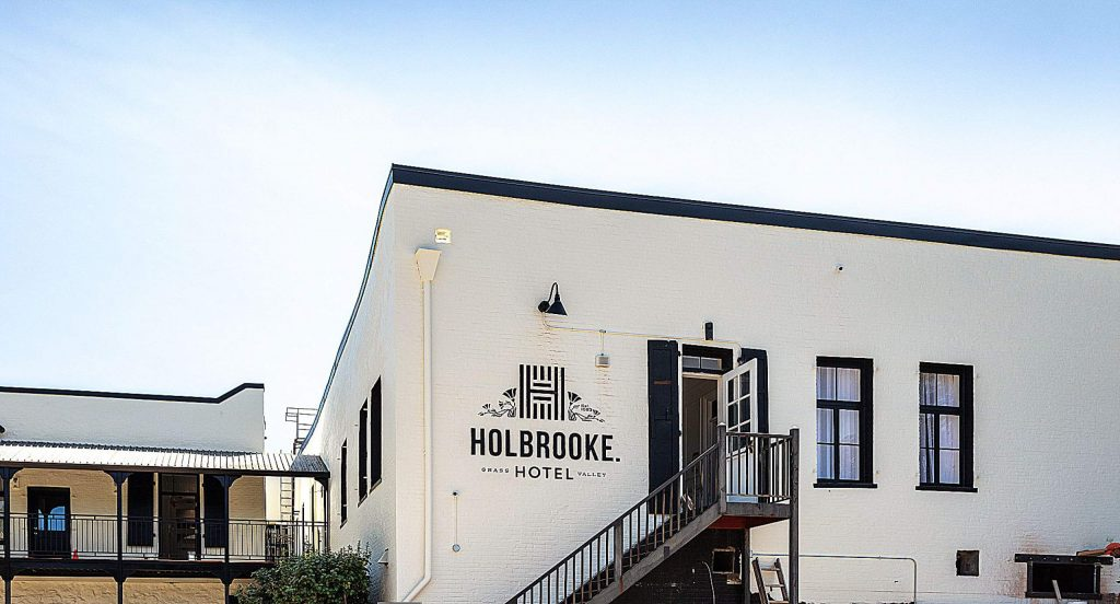 The Holbrooke Hotel has stood on Grass Valley's Main Street since 1862 and will be reopening its 28 rooms to visitors with several major changes to its interior.