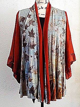Catherine Ione-Perkins handmade, one-of-a-kind women's clothing.