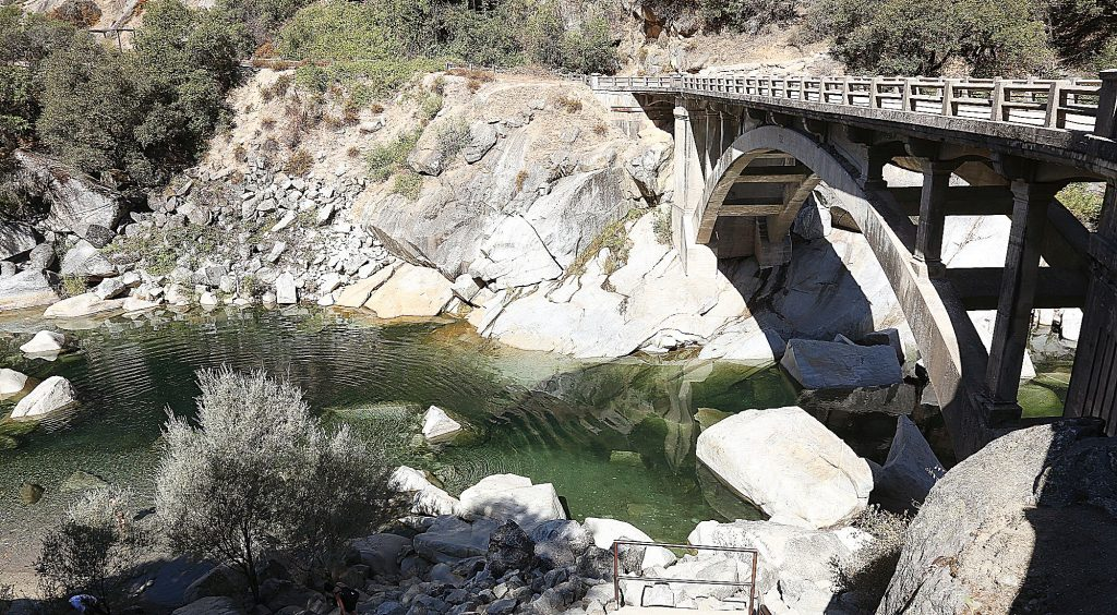 Visitors to the South Yuba River have begun to lessen as the temperature begins to cool, meaning it's time for the annual SYRCL Yuba River Cleanup. The cleanup lasts through Sunday, and sign-ups can be done online at www.yubarivercleanup.org.