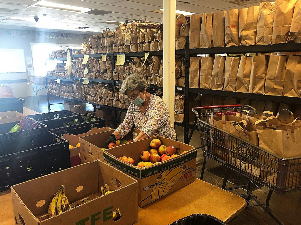 Interfaith Food Ministry plans to set up a couple of cameras, and a host will move the event along. There will also be a few speakers including Interfaith Food Ministry Executive Director Phil Alonso and one of the Interfaith Food Ministry clients.