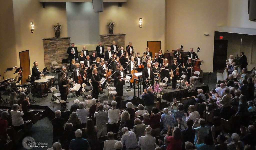 The Third Sunday Concert Series kick off this weekend, Sept. 20, at 2 p.m., with a virtual (streamed) encore presentation of the September 2019 InConcert Sierra Orchestra performance.