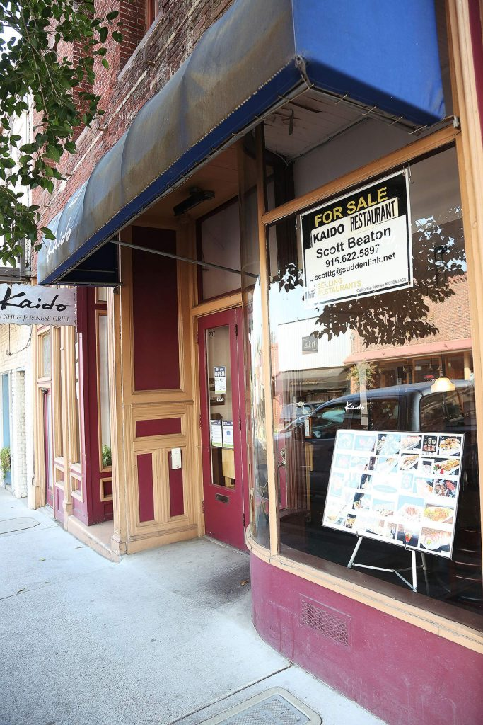 Owner Kazuhiko Mukai is considering moving back to Japan after 15 years in business off Main Street.