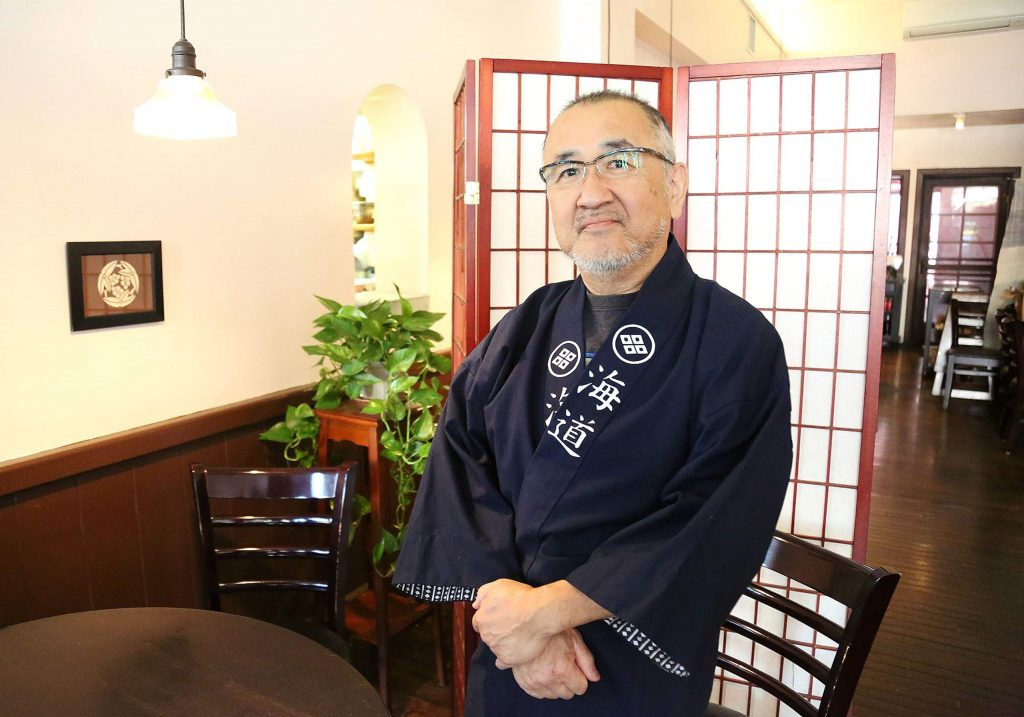 Kaido Sushi and Japanese Grill owner Kazuhiko Mukai is selling his restaurant after 15 years of being in business in downtown Grass Valley.