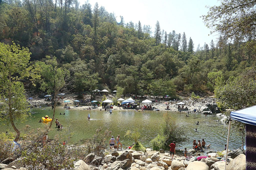 The waters of the South Yuba River have remained open to visitors throughout the coronavirus pandemic when other public places have closed. As a result, Nevada County's natural resources have taken their toll from the increased use.