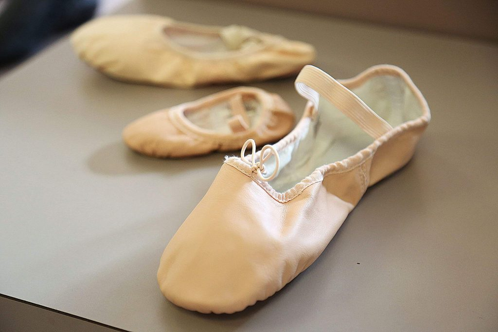 Ballet shoes of all sizes are now available for purchase once again in Grass Valley following the closure of Escott Place, which closed in June 2020.