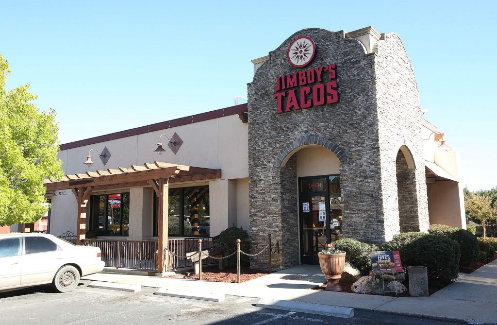 Jimboy's Tacos in Grass Valley is open once again in the Glenbrook Basin.