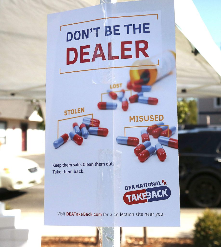 The national prescription take back initiative is to prevent lost, stolen, or misused excess medications.