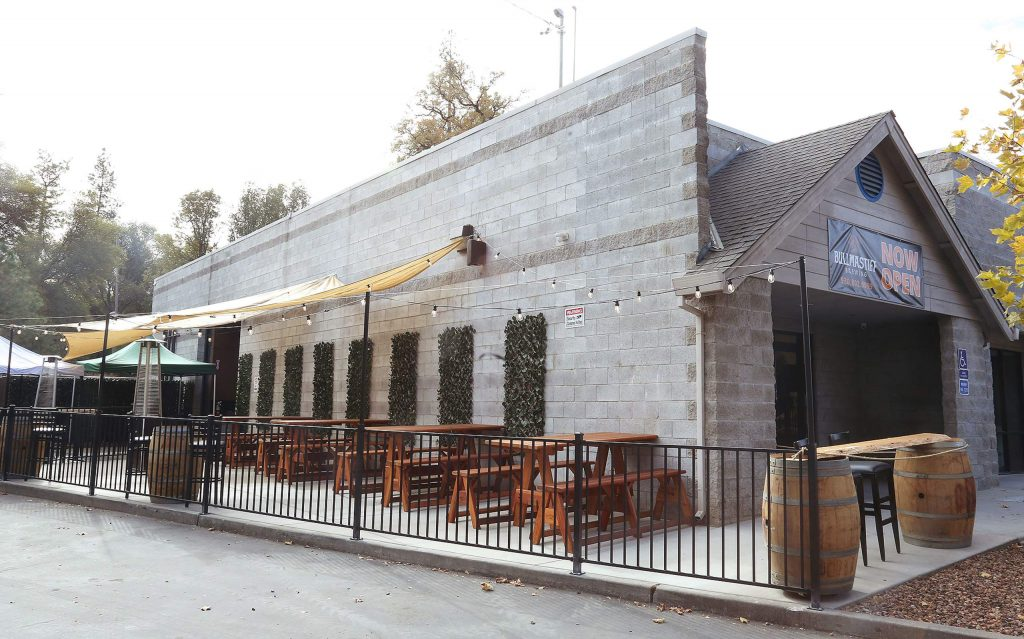 Bullmastiff Brewing is now open at 10183 Commercial St. in Penn Valley.