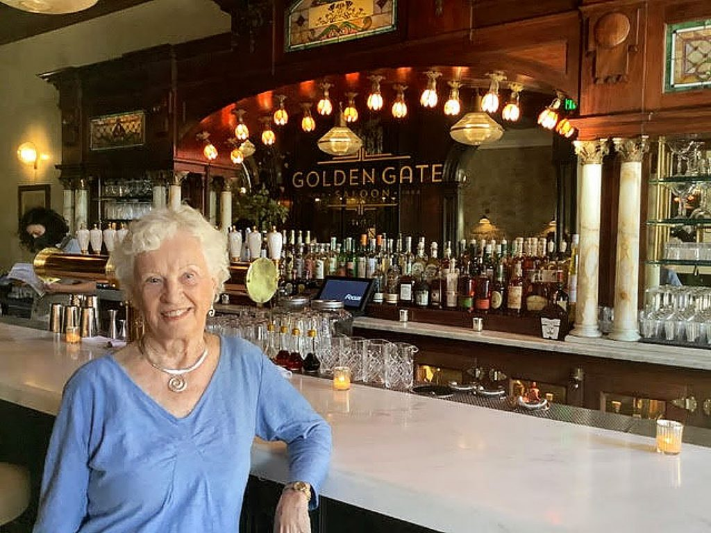 Gwen Cipolla toured the multi-million dollar extensive renovation at the Holbrooke Hotel, which conjured up fond memories of when she and her late husband stayed there in 2006.