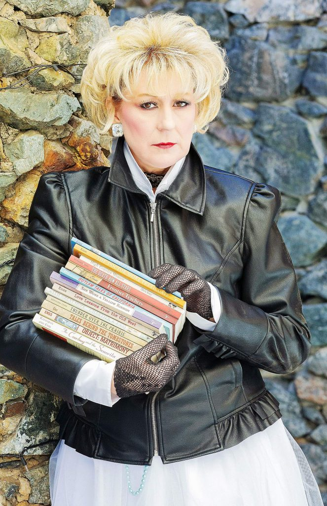 """Prolific local Author Chris Enss has been racking up prestigious awards for her latest book """"According to Kate: The Legendary Life of Big Nose Kate Elder, Love of Doc Holliday."""""""