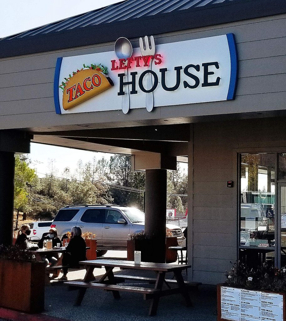 """Lefty's Fry House transitioned to Lefty's Taco House after takeout orders became a large part of the restaurant's business model during the pandemic, and it became clear fried food didn't """"travel well."""""""