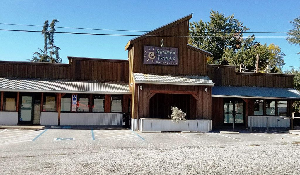 """The """"For Sale"""" sign is gone! Gold Country Senior Services is a step closer to opening a new senior center after it closed escrow on the 4,700-square-foot building at 231 Colfax Ave., formerly Summer Thyme's."""