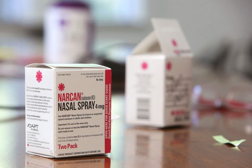 With an increase in fentanyl-related overdose deaths in and around Nevada County, county officials are promoting awareness surrounding nasal spray such as Narcan, which can help save someone experiencing an overdose.