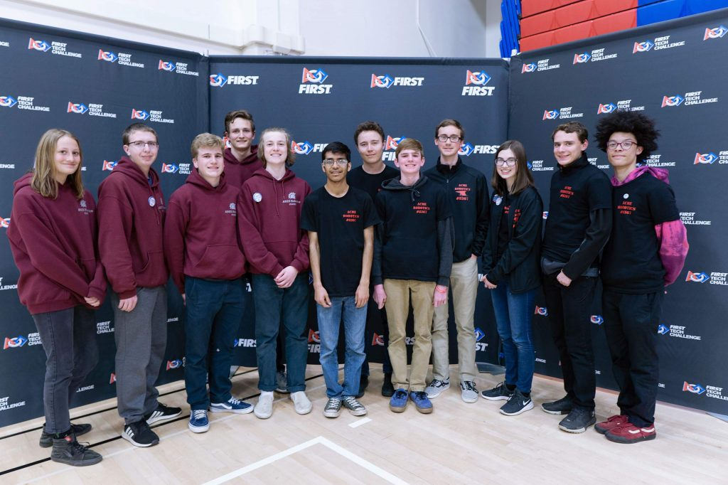 The team was successful at last season's Northern California Regionals. There, ACME qualified for the mid-April championship event, which was to be held in Houston but was ultimately cancelled due to the pandemic.