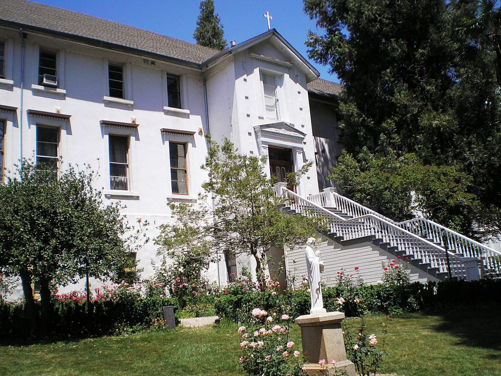 The Mount Saint Mary's Historic Preservation Committee, which oversees management at the Saint Joseph's Cultural Center in Grass Valley (pictured), is seeking new  board members.
