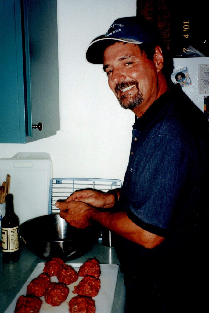 Jim Tucker was not only an internationally famous musician, but he was also famous for his Tucker Tacos and other dishes he whipped up in the kitchen.