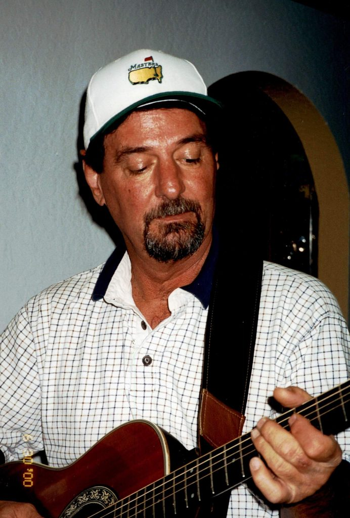 Jim Tucker continued to enjoy playing music long after his days with The Turtles.