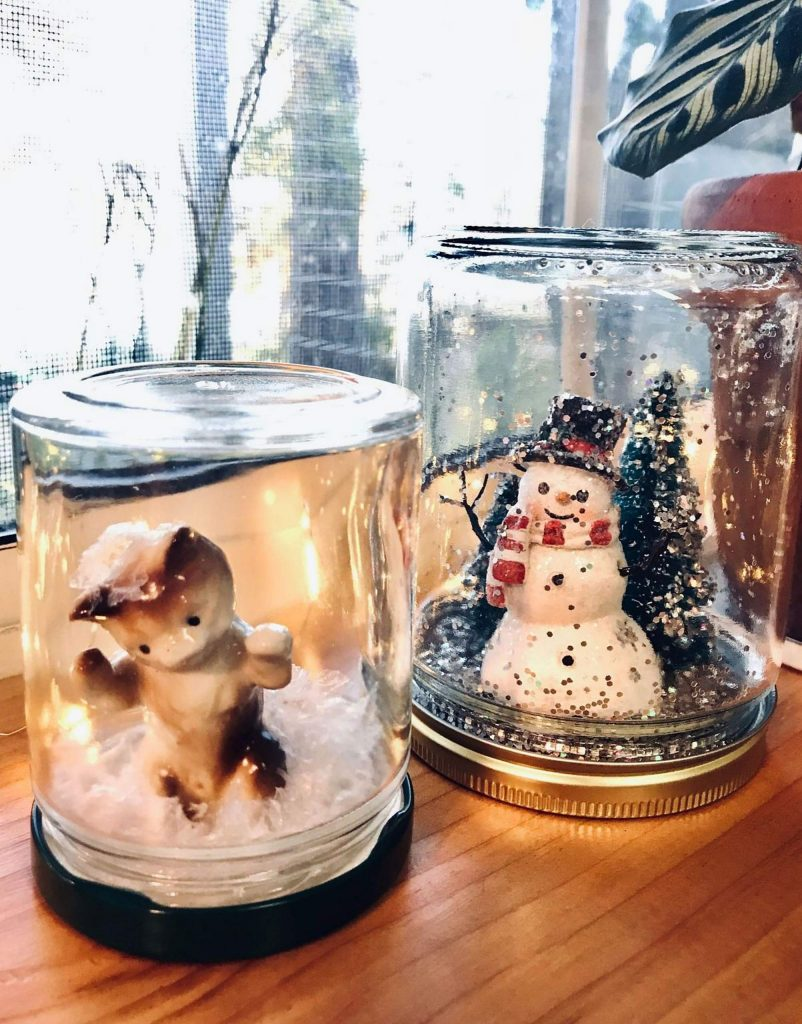 Create a winter wonderland in a waterless snow globe with Nancy Schaefer. Visit thecenterforthearts.org for a list of recommended supplies which will be helpful to have on hand during the live stream event.